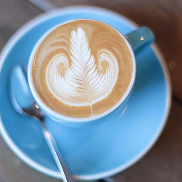 👌 #postono19 #coffeeaddict #rushcuttersbay #littlemarionette