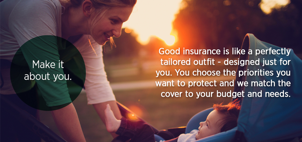 Personal Insurance - Tailored to your needs