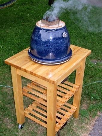 ceramic smoker