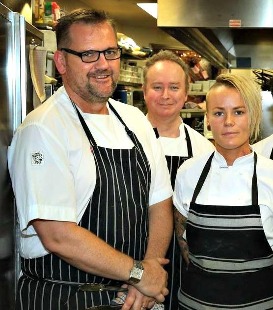 Mark Hosie & Rustica Restaurant Team