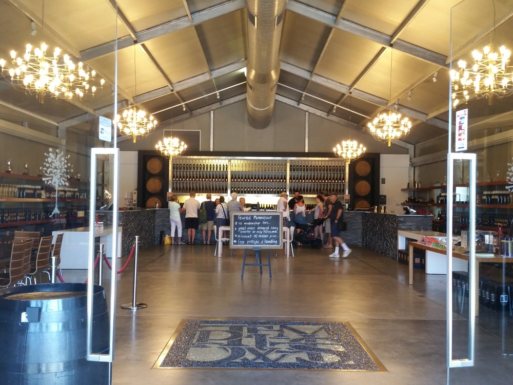 Tempus Two Winery