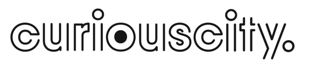 curious city logo