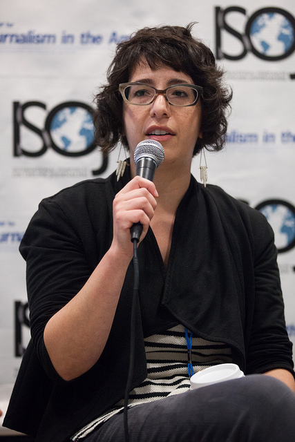 Brandel at ISOJ by Knight Center for Journalism.jpg