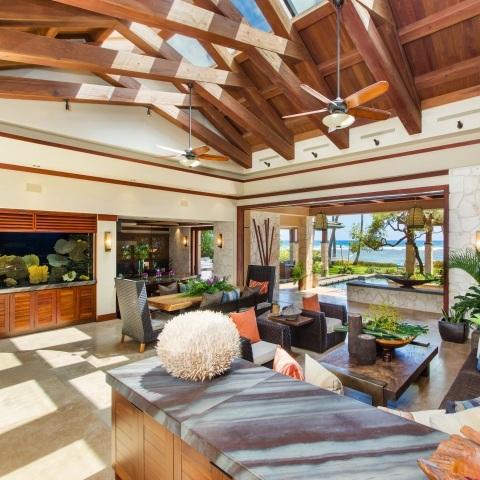 Banyan House - Diamond Head, OahuStarting at $9,000/night7 Bedrooms9 Bathrooms