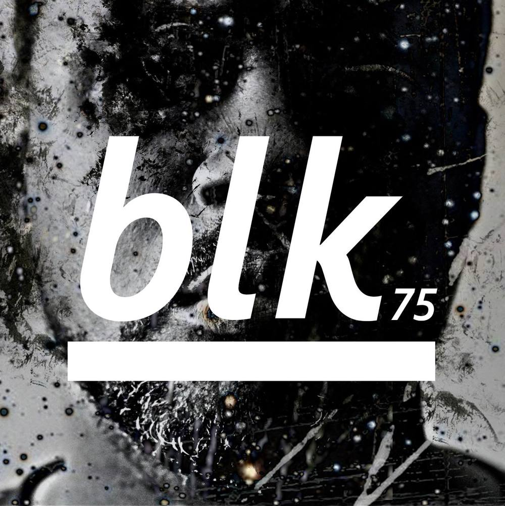 """Blk75 is a vegan visual artist that speaks graphic language.  Designed the fly t-shirts. Filmed and edited """"Behind the Scenes"""" videos. Sliced pizza like Leonardo with katanas."""