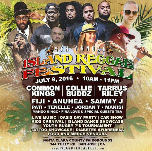 Catch JordanT at The 5th Annual Island Reggae Festival July 9, 2016 presented by RudeBoy Entertainment. Live Music, Good Food, Car Show, and much more. For more tickets or festival information visit www.islandreggaefest.com