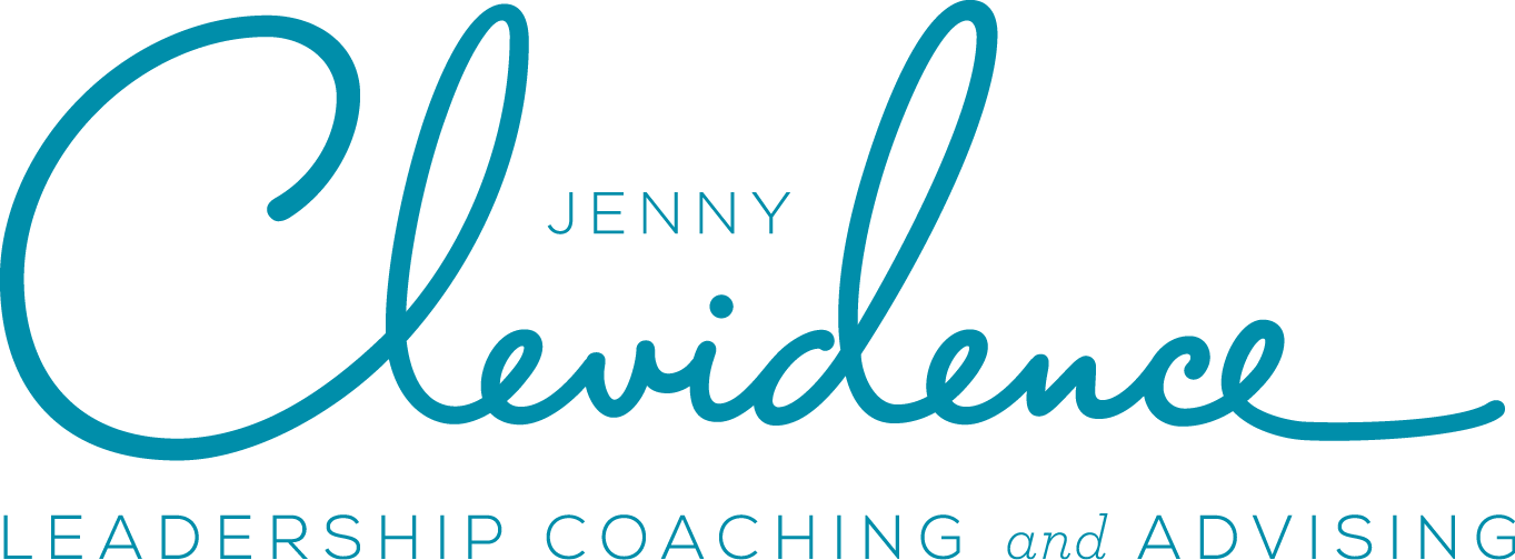 Jenny Clevidence : Executive Coaching and Advising