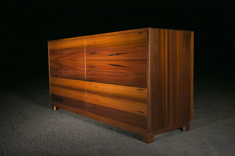 Gentil U0027Lexingtonu0027 Reclaimed Redwood U0026 Fir Dresser