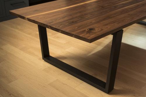007f4ff3c7730 ... Solid Walnut Dining Table