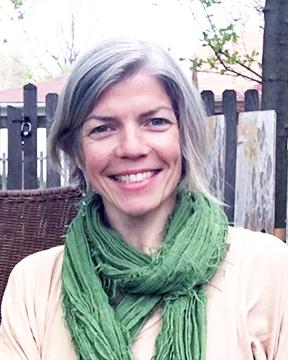 MARIA GILLESPIE Oni Dance Artistic Director, University of Wisconsin-Milwaukee Assistant Professor of Dance Week 3 Guest Artist