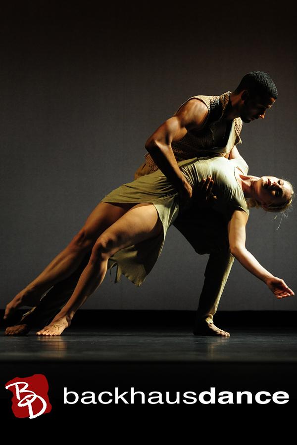 Backhausdance at the Barclay