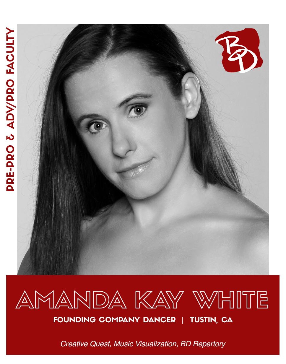 Amanda Kay White