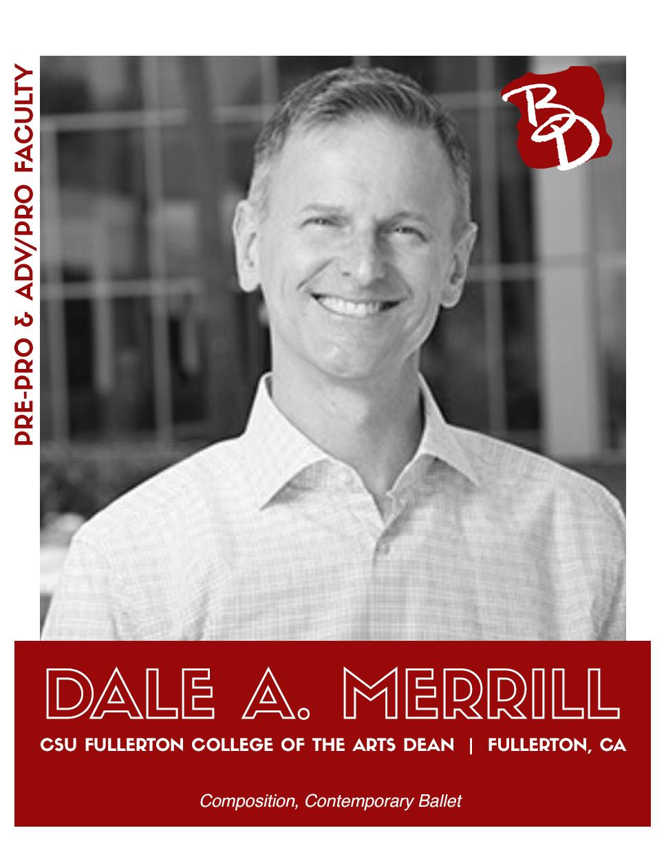 Faculty Announcement 2018 - Dale A. Merrill.jpg