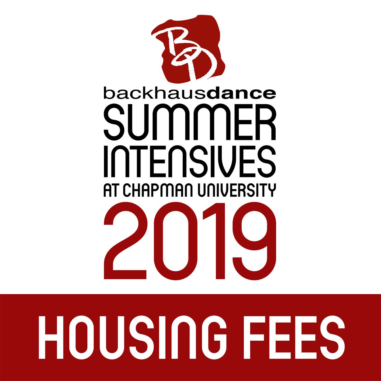 Backhausdance 2019 Summer Intensive Housing Reservations — Backhausdance