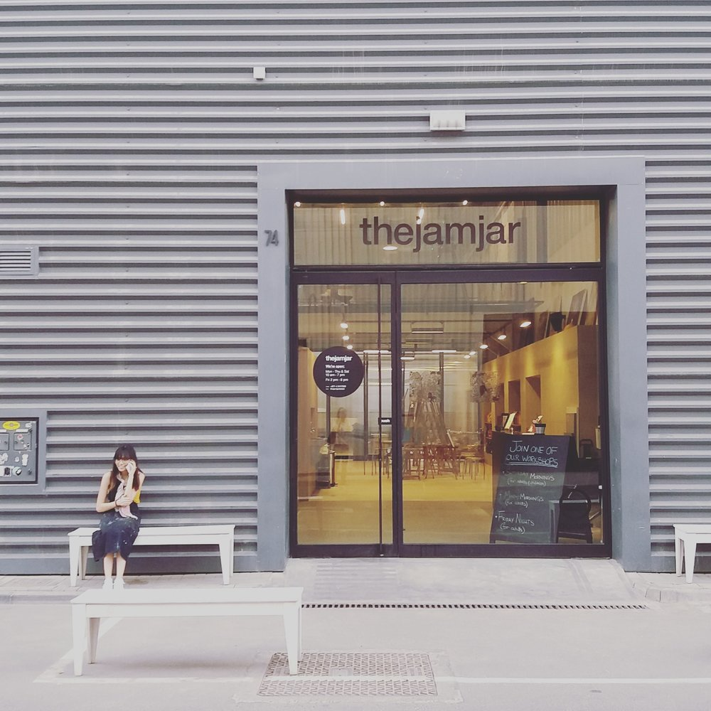 Check out thejamjar on facebook, instagram and twitter: @thejamjardubai