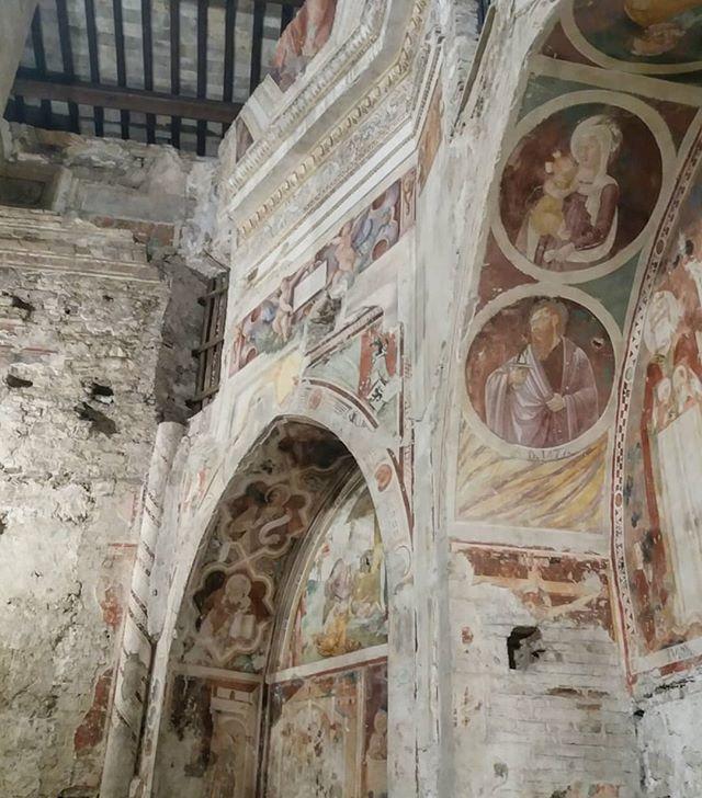 Duomo di Spoleto #fresco #secretcorners