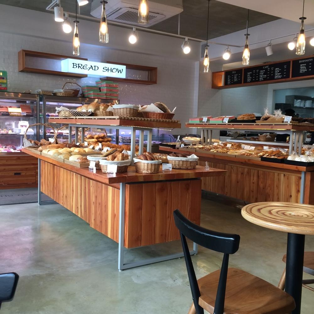 Bread Show Itaewon