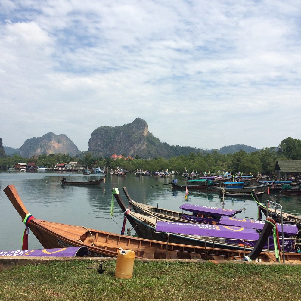 Ao Nang Krabi Provence Thailand