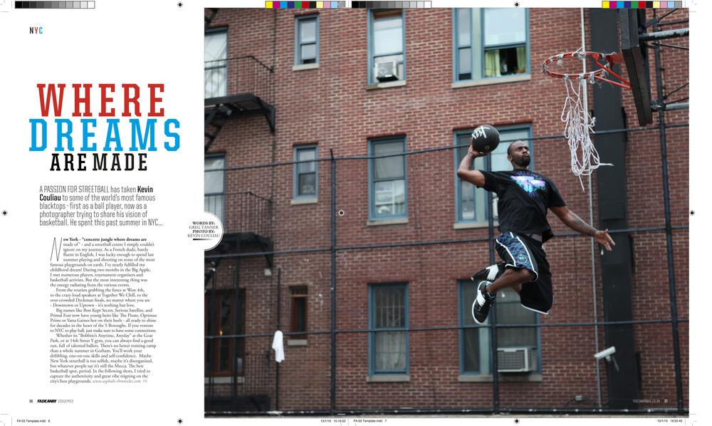 FADEAWAY Magazine #03