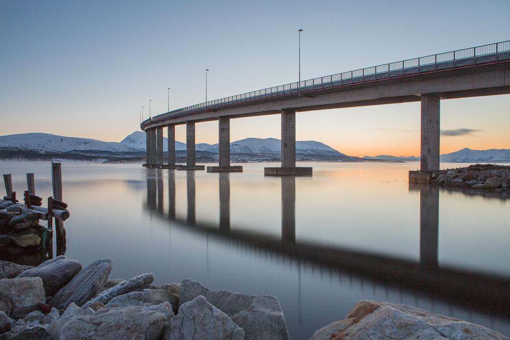 Tromso, Norway.