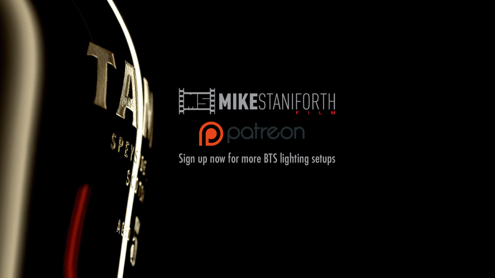 Mike Staniforth Patreon Director of Photography Manchester UK