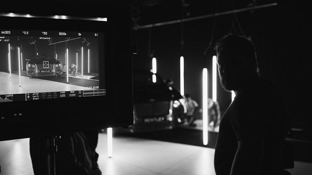 Mike Staniforth Cinematographer UK