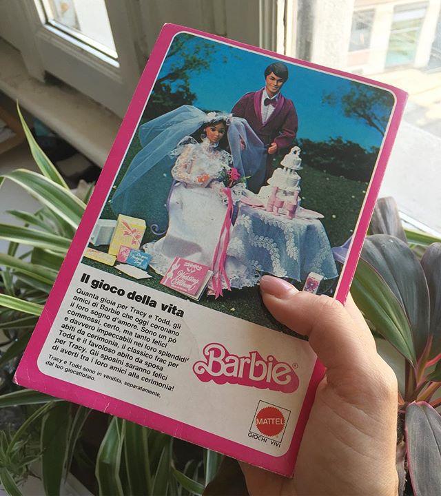 Il gioco della vita  #Wedding #matrimonio #barbie #ken #love #thegameoflife #vintage