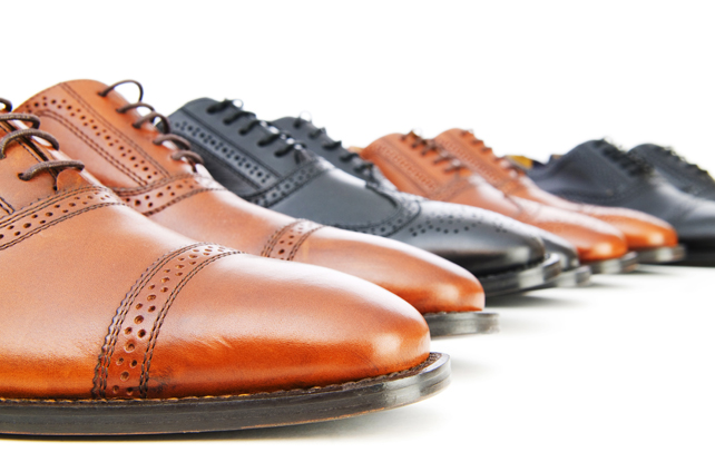 Shoes, Oxford, Wingtip,