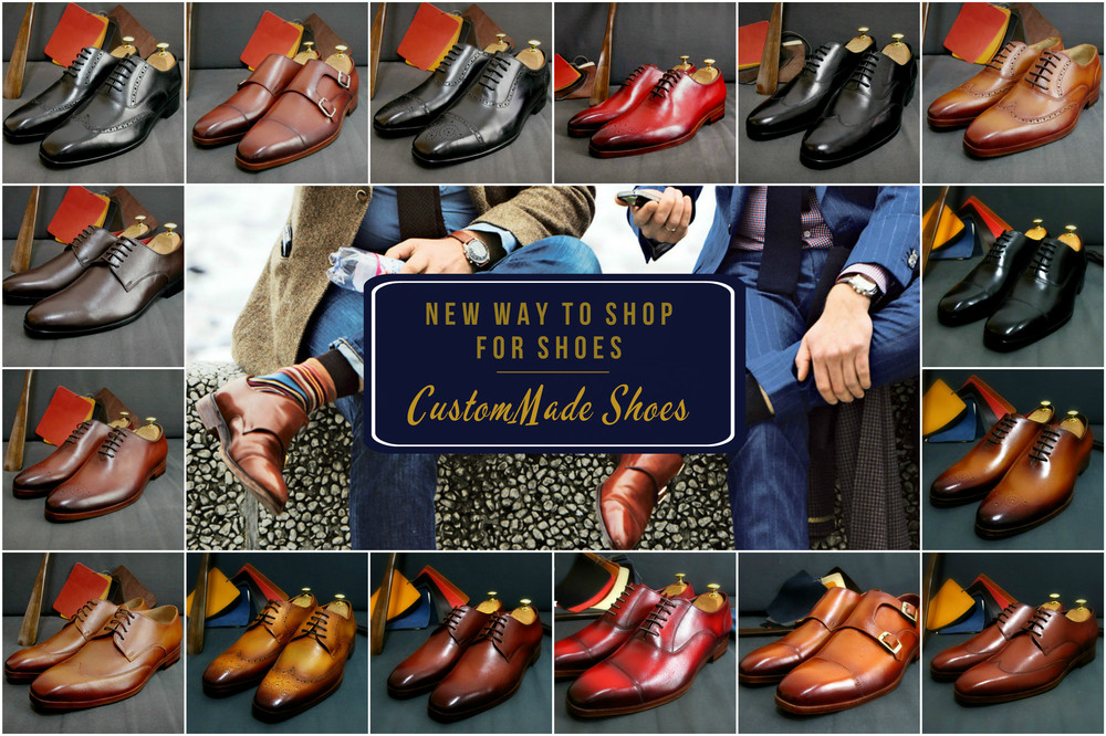 Each pair of shoe you see here is a finished shoe for our valued customers.