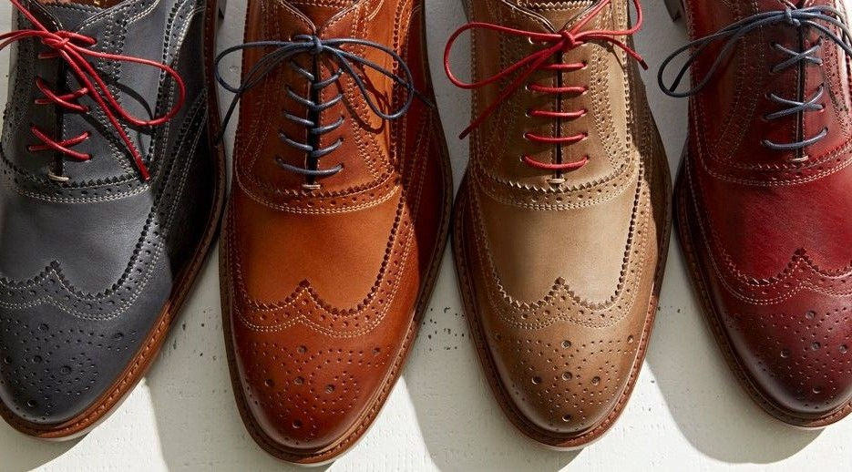 8f99ee5bbd070a The Correct Way To Lace Your Leather Dress Shoes With Style — CustomMade