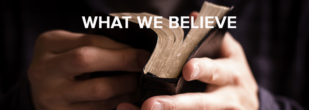 What we believe as international Church in Vienna