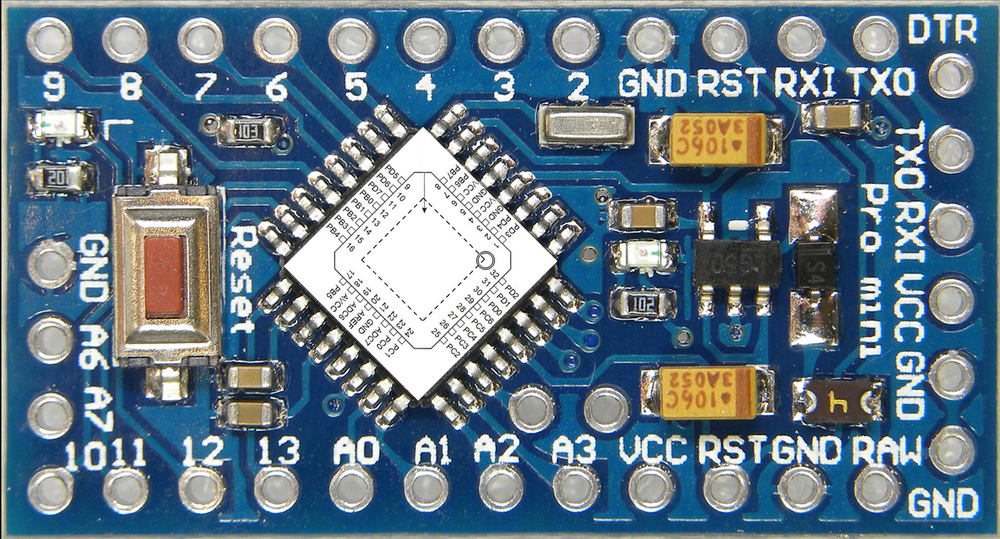 Image from http://www.dominicdube.com/wp-content/uploads/ArduinoProMini000b.jpg