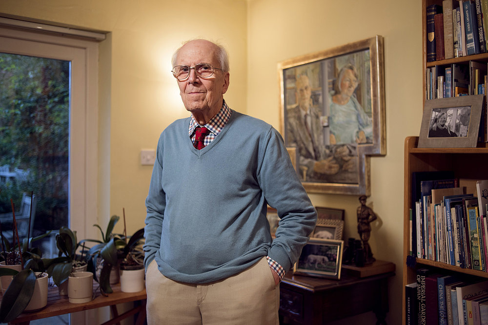 Lord Tebbit-Telegraph Group