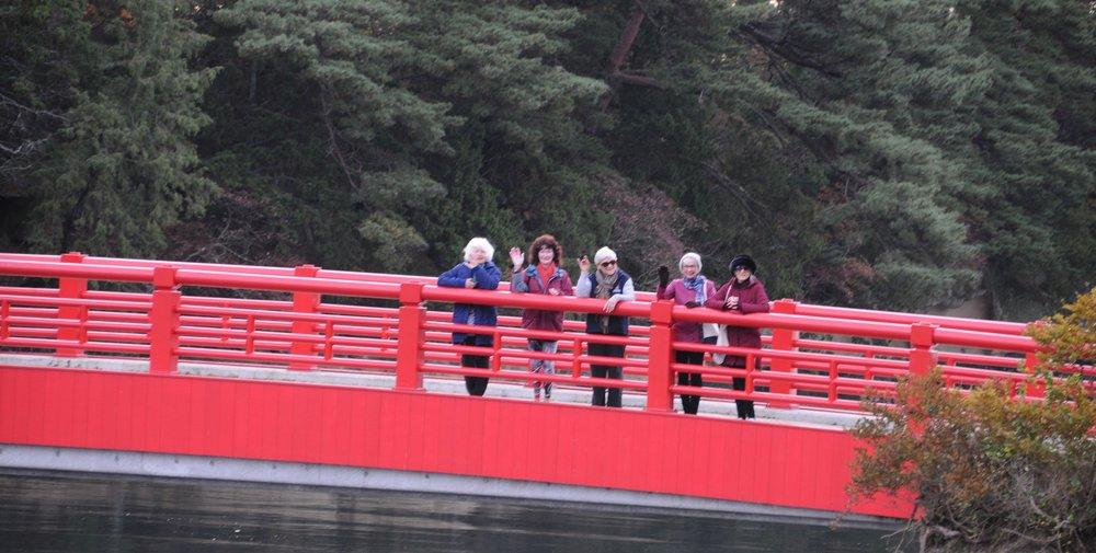 The bridge to Oshima