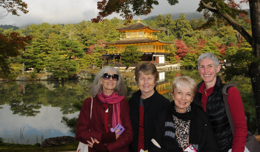 Japan Mindfulness Tour 2016