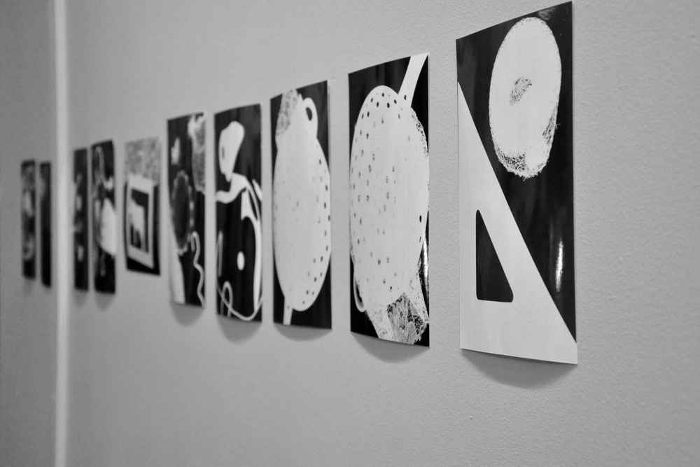 Photograms produced at Science Museum, creator unknown
