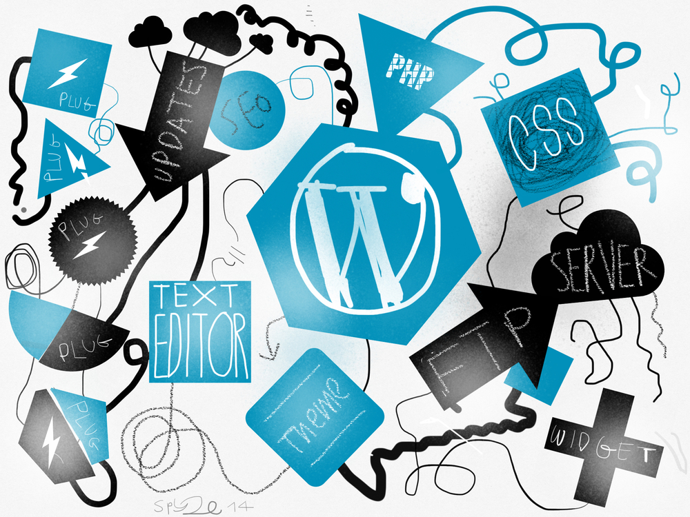 Wordpress put more effort on open source and limitless features leaving the user experience behind.