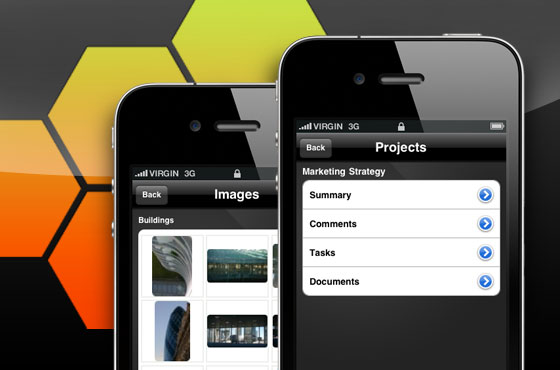 Glasnost21 iPhone App V2