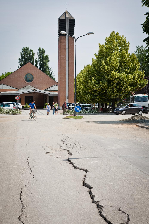 Terremoto in Emilia 2013