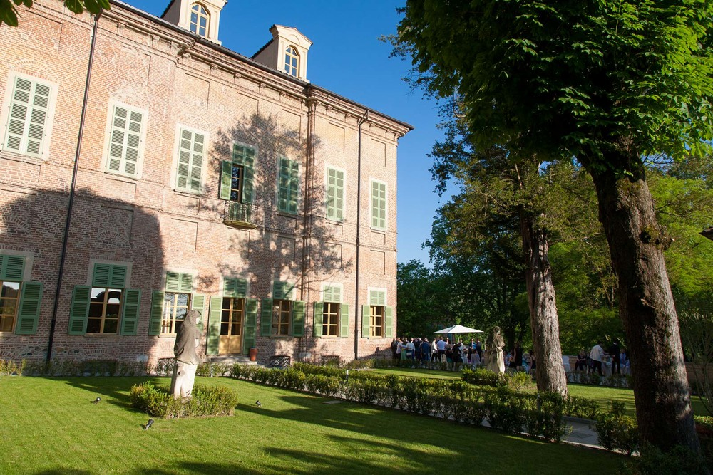 Villa Bria location matrimoni Piemonte