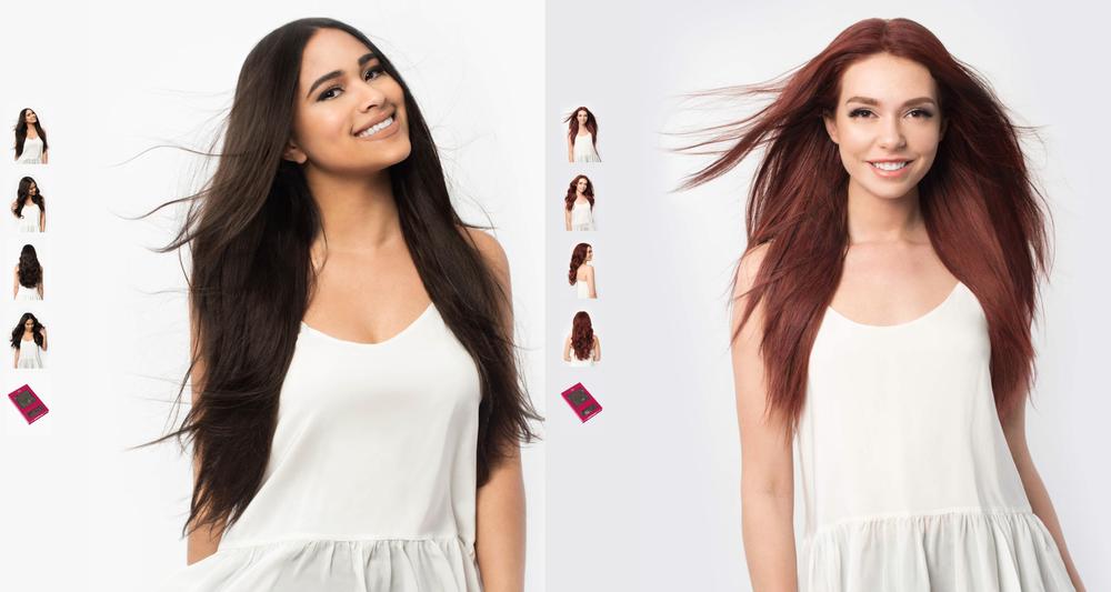 Luxy Hair Toronto Fashion Photographer Tina Picard Photography