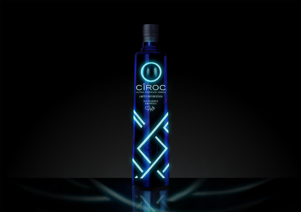 CIROC VODKA - ALE AMBROSIO'S EDITION