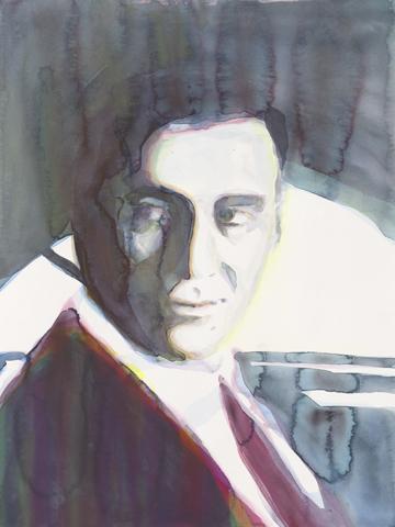 Pierre  |Aquarell auf Büttenpapier | 61 x 46 cm