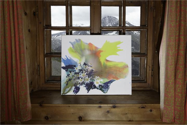 Interieur III. - Friesenberghaus  | fine art print | 66 x 100 cm