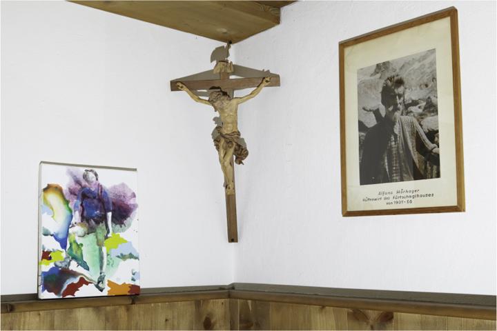 Interieur II. - Furtschagelhaus  | fine art print | 66 x 100 cm
