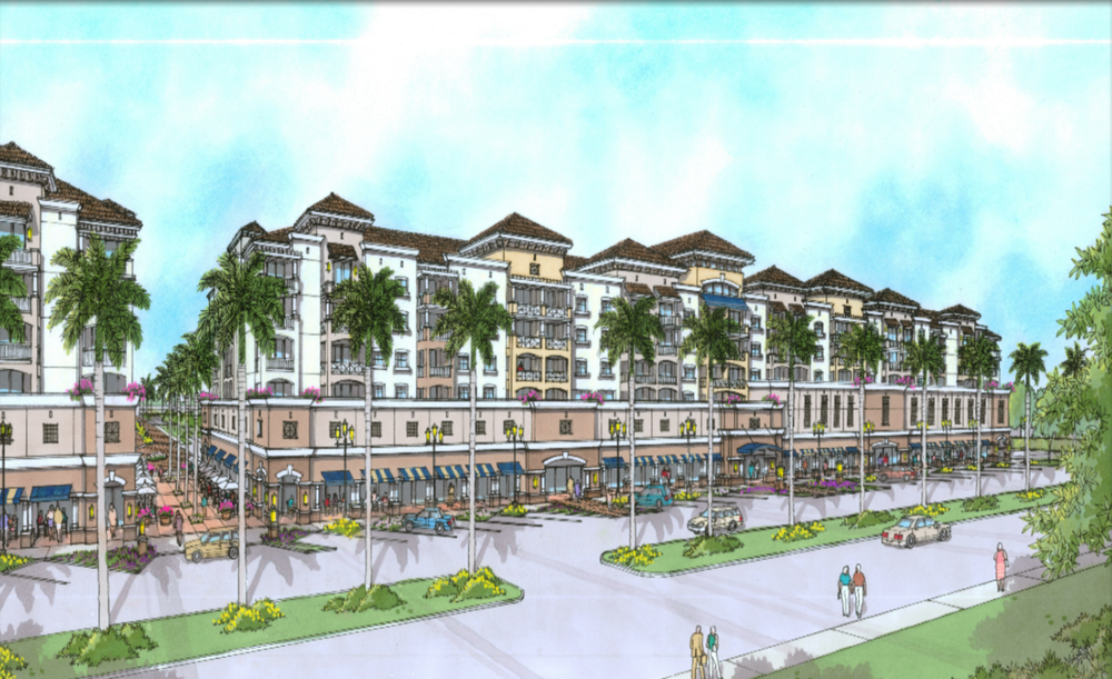 240,000 SQ.FT. - MIX-USE RETAIL DESIGNED PROPERTY165 CONDO / APTS.