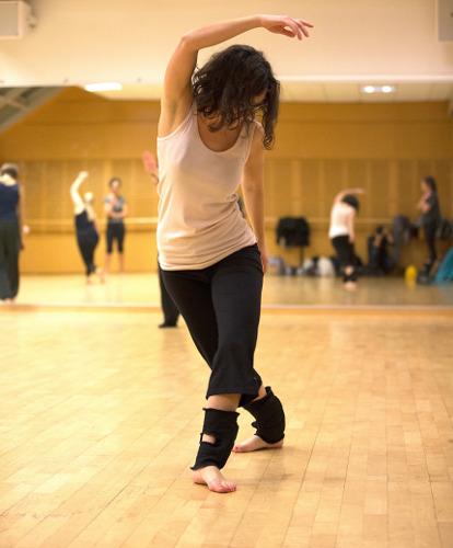 ©Emmanuel Berrod - (Re)trouver sa danse - Cours adultes Catherine Egger