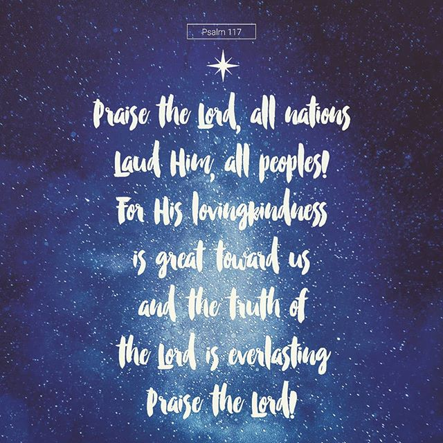 Praise the Lord! #psalm117 #hpbc #holidayparkbiblechurch