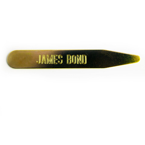 http://www.owenandfred.com/collections/personalized-gifts/products/6-custom-brass-collar-stays-with-oak-case
