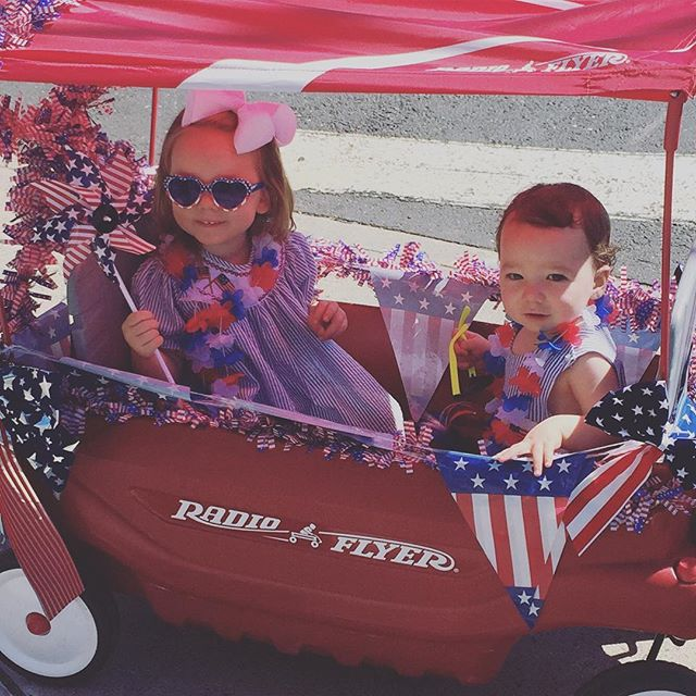 Wishing it was still the weekend!! Happy 4th 🇺🇸🇺🇸🇺🇸🇺🇸 #lillydoherty #coltondoherty #partyyyyyy @lukepdoherty